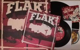 """FLAK- Der Massstab LP+7"""" schwarz"""