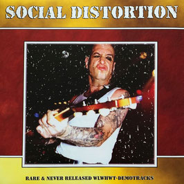 Social Distortion- Rare& Never released WLWHWT- Demotracks LP