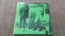 Skrewdriver- Streetfight/ unbeliever -grün-
