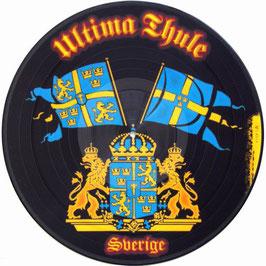 Ultima Thule- Sverige Pic LP