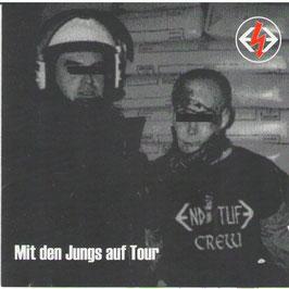 Endstufe- Mit den Jungs auf Tour CD