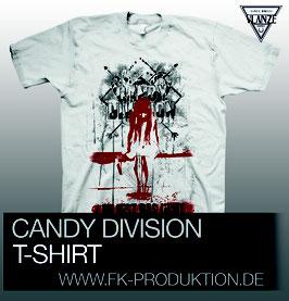 """Candy Division - Du bist das Licht """"Shirt"""""""
