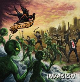 Patriot- Invasion CD
