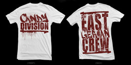 Candy Division- East German Crew (Rot)