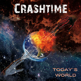 Crashtime EP CD Today`s World