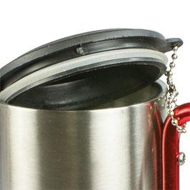Deckel für Edelstahl Becher Tasse