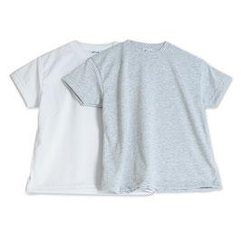 Kids Basic T-Shirt weiß