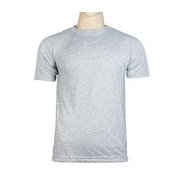 T-shirt grau melliert AH
