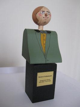 Robert Schumann (Flaschenverschluss / Denkmal)