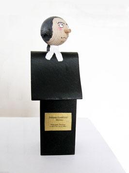 Johann Gottfried Herder (Flaschenverschluss / Denkmal)