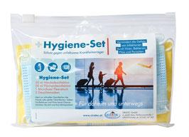 HYGIENE-SET - Schutz gegen unliebsame Krankheitserreger