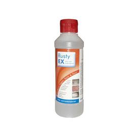 RUSTY-EX, Rost- u. Kalkentferner,  250 ml Fl.
