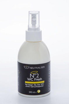 NEUTRALISER N°2, WC Fresh, Fl./240 ml Sprühfl.