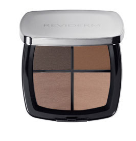 Mineral Quattro Eyeshadow 1W Chocolate Shades