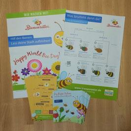 Biene Sabine und ihre Hummelfreunde Paket