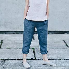 Womens`s Linen Trousers