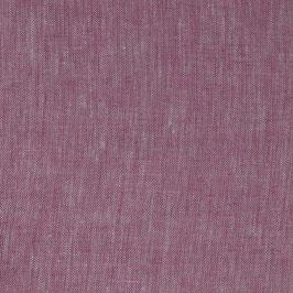 Bio Leinen Mauve von Birch Fabrics