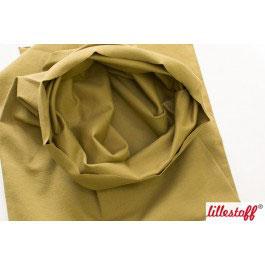 50 cm Feinstrick-Bündchen Moosgrün