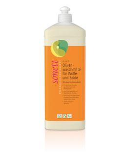 SONETT Olivenwaschmittel für Wolle und Seide