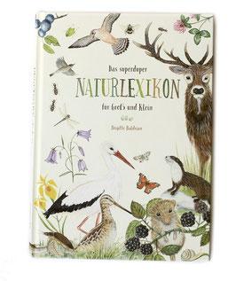 BRIGITTE BALDRIAN: Naturlexikon