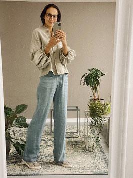 Women's Linen Trousers GIGI