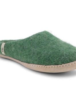 EGOS, Filzpantoffel Green