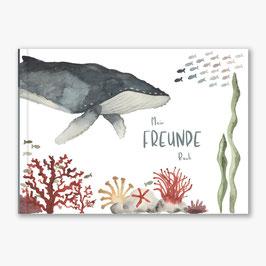 Freundschaftsbuch Meer