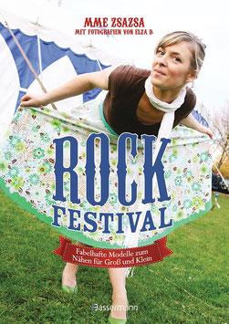 Rock-Festival. Fabelhafte Modelle zum Nähen für Groß und Klein