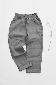 Kids Linen Trousers with Pockets