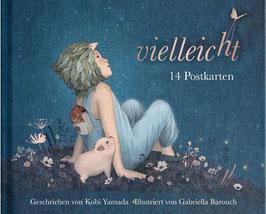 """Postkartenbuch """"Vielleicht"""""""