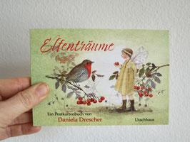 """DANIELA DRESCHER: Postkarten- Set: """"Elfenträume"""""""