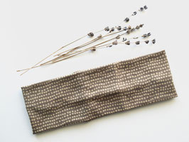 Bio Handmade Damen- Stirnband *MAAIKE*