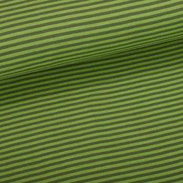 50 cm Ringelbündchen Kiwi