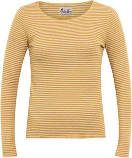 Jalfe Damen-Ringelshirt aus Baumwolle kbA