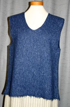 Walkpullunder blau