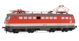 HR2649 - Rivarossi Elektrolokomotive Rh 1046 der ÖBB, HG-Version, 1046 007-9 in verkehrsrot/kieselgrauer Lackierung