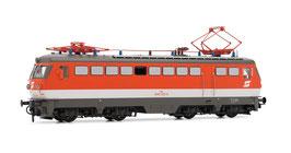 HR2646 - Rivarossi Elektrolokomotive Rh 1046 der ÖBB, HG-Version, 1046 023-6 in blutorange/lichtgrauer Lackierung