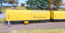 LUX Gleisstaubsaugerwagen H0 8830