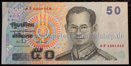 THA-112-07 - König Rama IX / König Rama VI sitzend