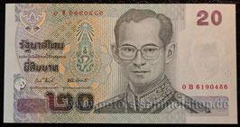 THA-109-09 - König Rama IX / König vor neuen Brücke