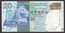 HKG-212-a - 20 Hongkong Dollars