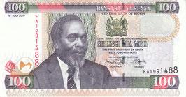 KEN-U-02 - Mzze Jomo Kenyatta - 100