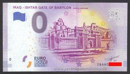 IQ-2019-AA-1 - IRAQ - ISHTAR GATE OF BABYLON WORLD HERITAGE