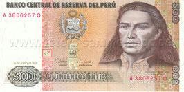 PER-134 - Jose Gabriel Condorcanqui Tupac Amaru II