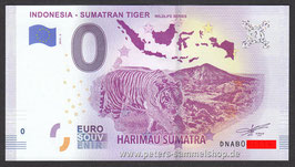 ID-2019-AB-2 - INDONESIA - SUMATRAN TIGER WILDLIFE SERIES