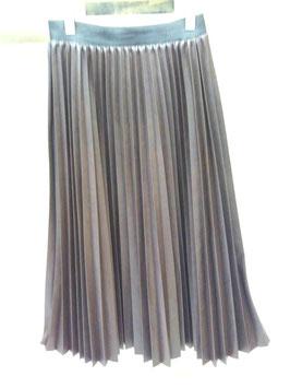 【商品No.btm_58】FIGNO フェイクレザープリーツスカート【秋冬物】【新着】