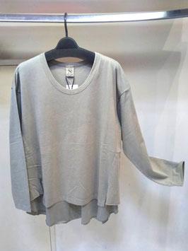 【商品No.tops_52】RNA 顔料リメイクロングTシャツ【夏物】