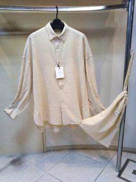【商品No.tops_126】RNA オーガニックコットンビッグシャツ【秋物】
