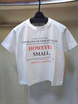 【商品No.tops_123】THOMAS MAGPIE  HOWEVERロゴショートTシャツ【秋冬物】【新着】