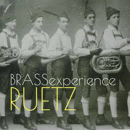 CD BRASSexperience - Ruetz